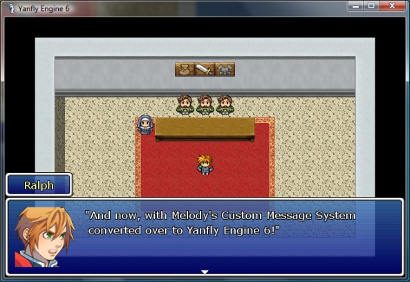 Rpg Maker Vx Ace Bulletin Rmvx Ace Features And: Yanfly Channel
