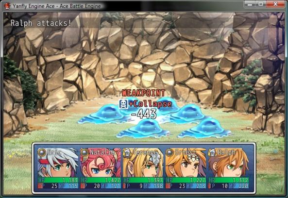 Ace Battle Engine | Yanfly Channel