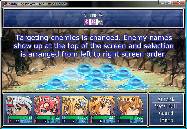 Ace Battle Engine :: Rpgmaker.net