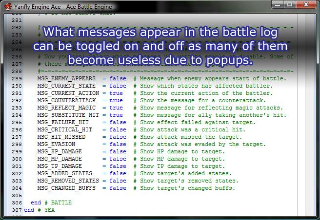 Yanfly Engine Ace - Ace Battle Engine :: rpgmaker net