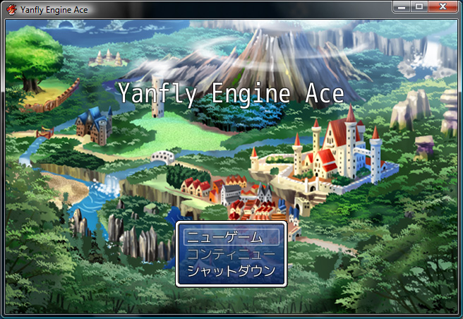 Yanfly Engine Ace - Ace Core Engine :: rpgmaker net