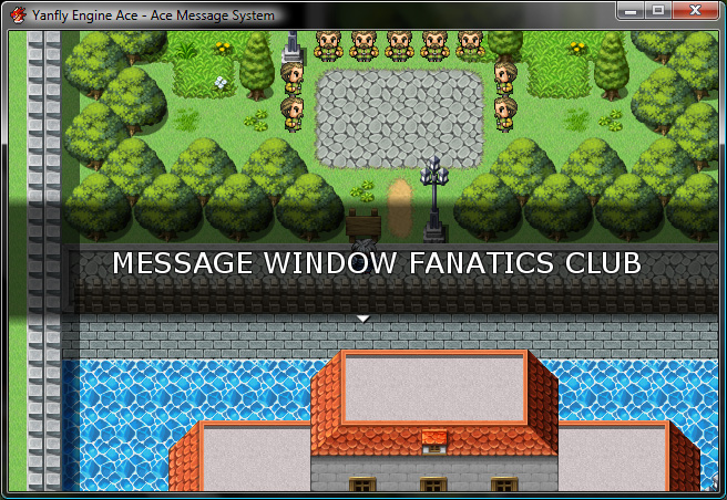 Rpg Maker Vx Ace Bulletin Rmvx Ace Features And: Ace Message System :: Rpgmaker.net