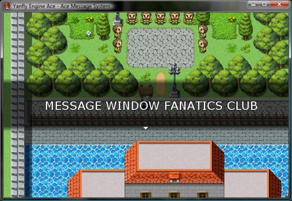 Rpg Maker Vx Ace Bulletin Rmvx Ace Features And: Ace Message System