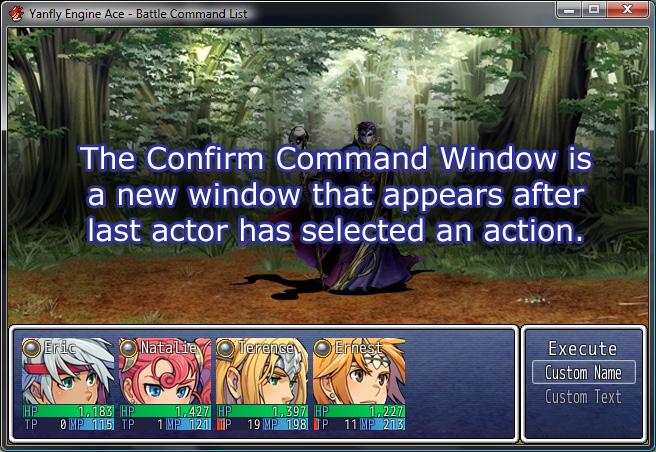 Battle Command List Rpgmaker Net