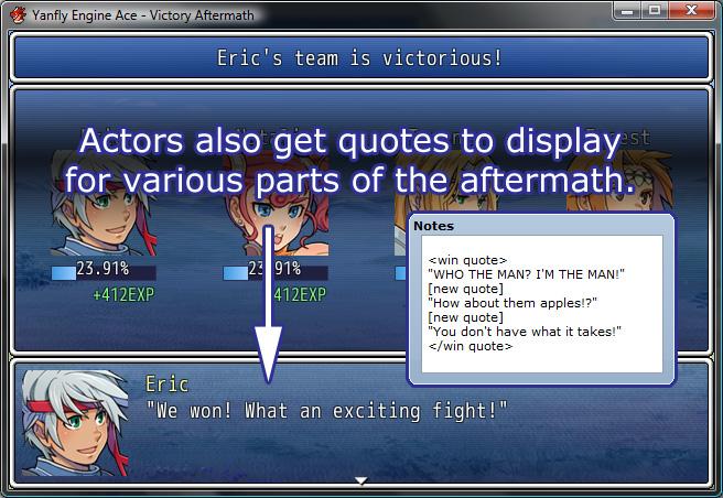 [RGSS3] Script de fin de combat. Victory Aftermath Va-03