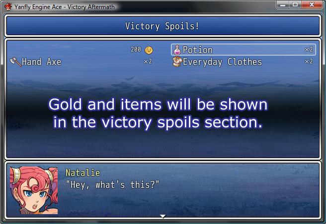 [RGSS3] Script de fin de combat. Victory Aftermath Va-05