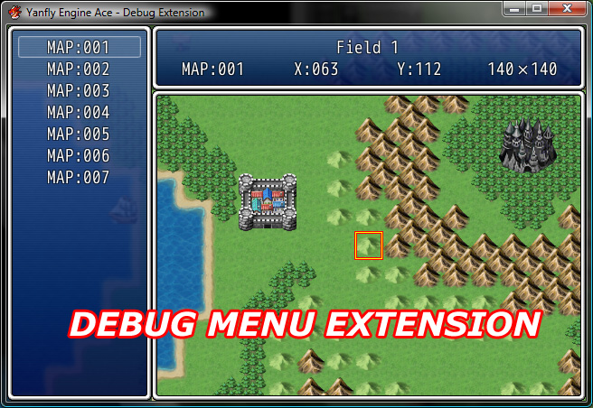 Debug Extension