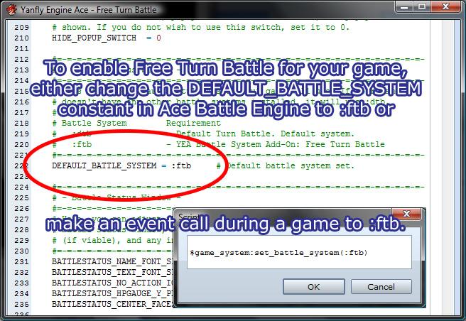 Yanfly Engine Ace - Free Turn Battle :: rpgmaker net