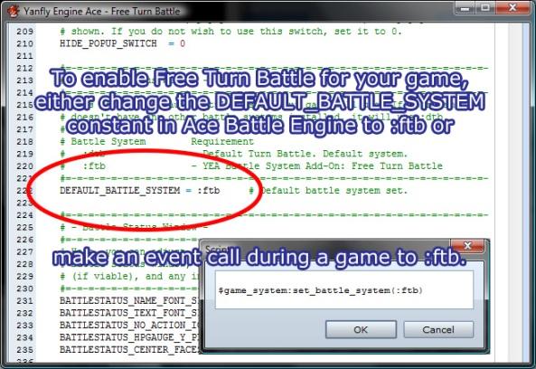 Battle System: Free Turn Battle | Yanfly Channel