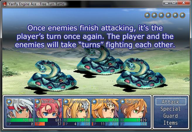 rpg maker how to add custom ennemies